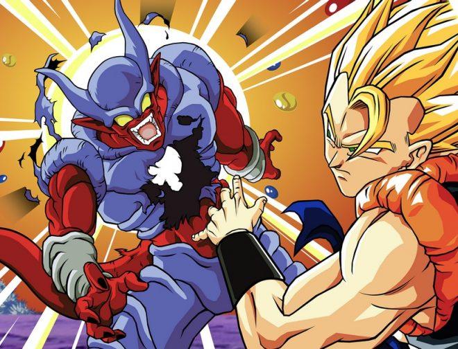 Fotos de Janemba y Gogeta SSGSS (blue) llegan a Dragon Ball Fighter Z
