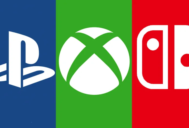 Fotos de Sony, Micrsoft y Nintendo regularán las cajas de botín