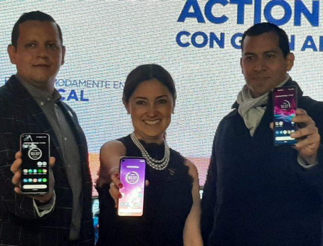 Fotos de Llegó a Perú el nuevo Motorola One Action