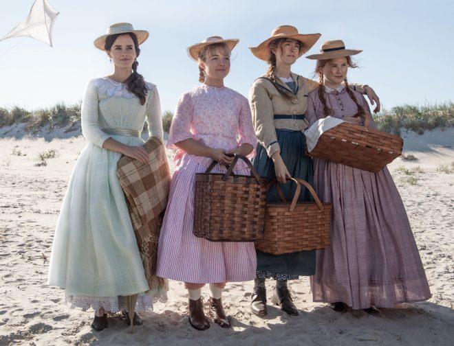 """Fotos de Primer trailer de """"Mujercitas"""" con un gran elenco"""