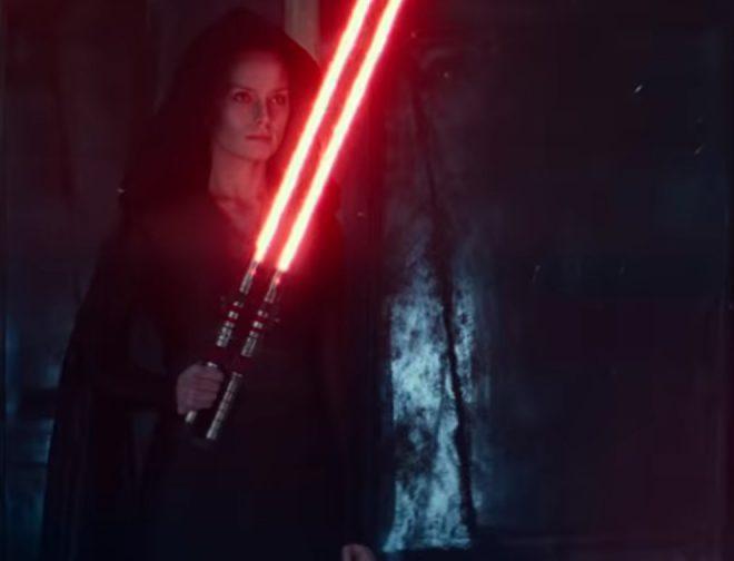 Fotos de Primer vistazo a Rey Sith en el adelanto de la D23 Expo