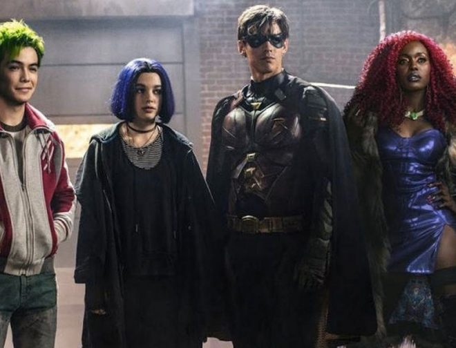 Fotos de Primer teaser de la temporada 2 de Titans