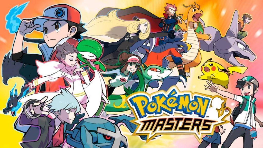 Foto de Conoce Pokémon Masters, el  juego móvil del momento