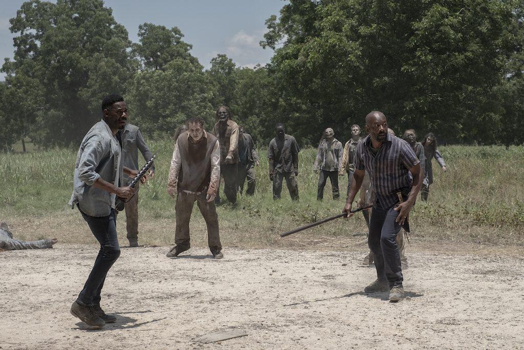 """Foto de Morgan tomará una decisión difícil en el nuevo episodio de """"Fear The Walking Dead"""""""