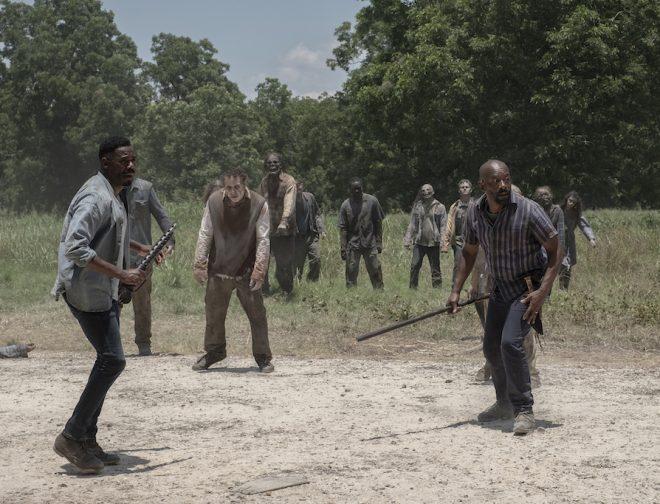"""Fotos de Morgan tomará una decisión difícil en el nuevo episodio de """"Fear The Walking Dead"""""""