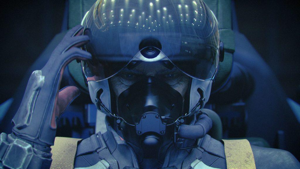 """Foto de Se Lanza el DLC """"Un Visitante Inesperado"""" de Ace Combat 7: Skies Unknown"""