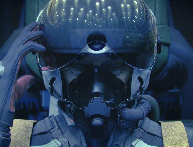 """Fotos de Se Lanza el DLC """"Un Visitante Inesperado"""" de Ace Combat 7: Skies Unknown"""