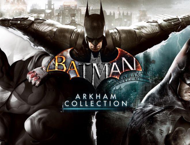 Fotos de Aprovecha en Tener 6 juegos de Batman Gracias a la Epic Game Store