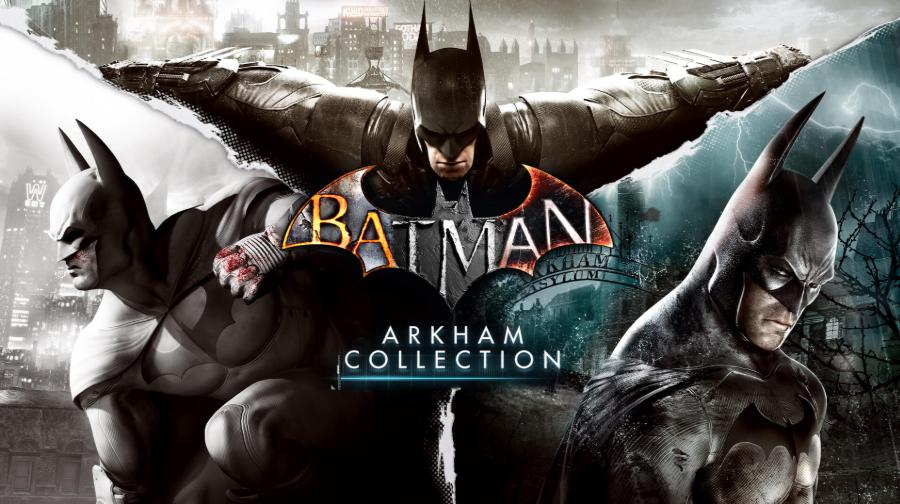Foto de Aprovecha en Tener 6 juegos de Batman Gracias a la Epic Game Store