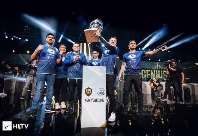 Fotos de Evil Geniuses es el Campeón de la ESL One New York 2019