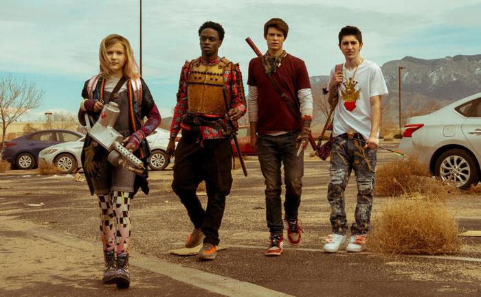 Foto de Tráiler de Daybreak, Nueva Serie de Netflix: El Apocalipsis Visto desde la Secundaria