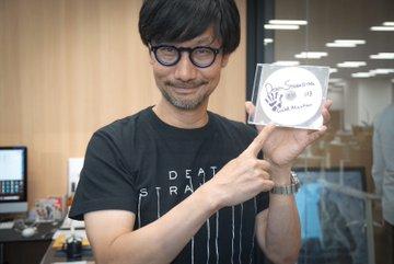 Fotos de Kojima anuncia que Death Stranding ya se encuentra listo