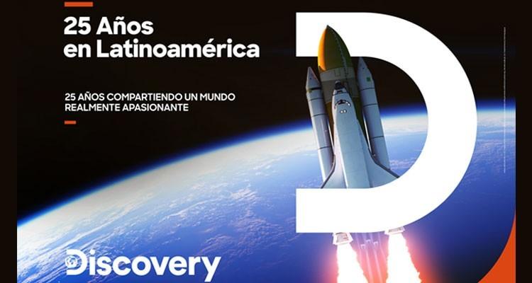"""Foto de Discovery Channel Celebra 25 años """"Realmente Apasionantes"""" en Latinoamérica"""