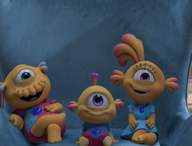 Fotos de Más risas de otro planeta: El 23 de septiembre llegan nuevos episodios de Nivis, Amigos De Otro Mundo a Disney Junior