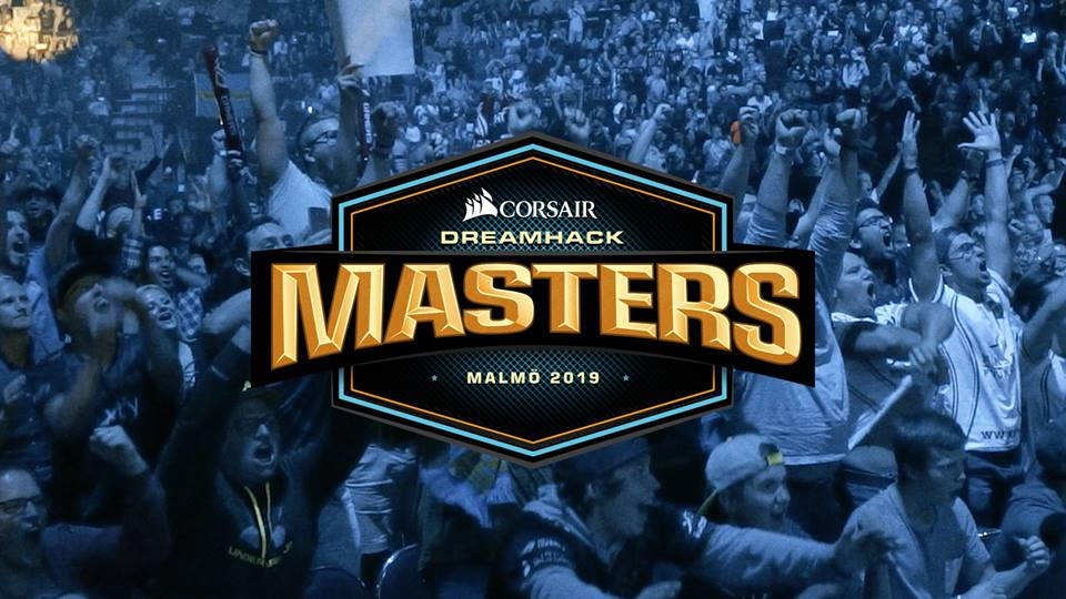 Foto de Horarios del Primer Día de Competencia de la DreamHack Masters Malmö 2019 de CS:GO