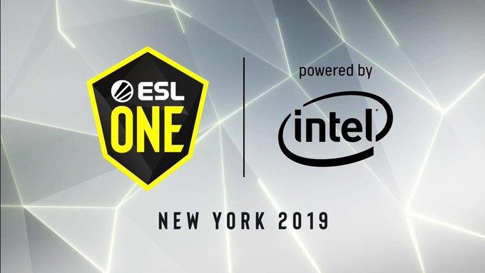 Foto de Resultados del Segundo Día del Torneo de Counter-Strike: Global Offensive de la ESL One New York 2019