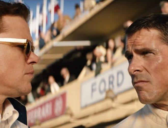 Fotos de Excelente Tráiler de Ford v Ferrari, Película con Matt Damon y Christian Bale. Basada en Hechos Reales