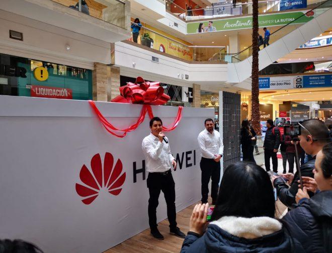 Fotos de Huawei inaugura nuevo punto de servicio y venta en Santa Anita