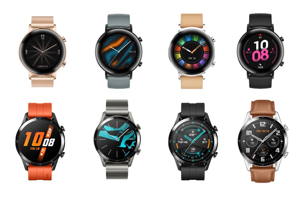 Foto de Se lanza la nueva serie Huawei Watch GT 2 para una experiencia fitness poderosa y mejorada