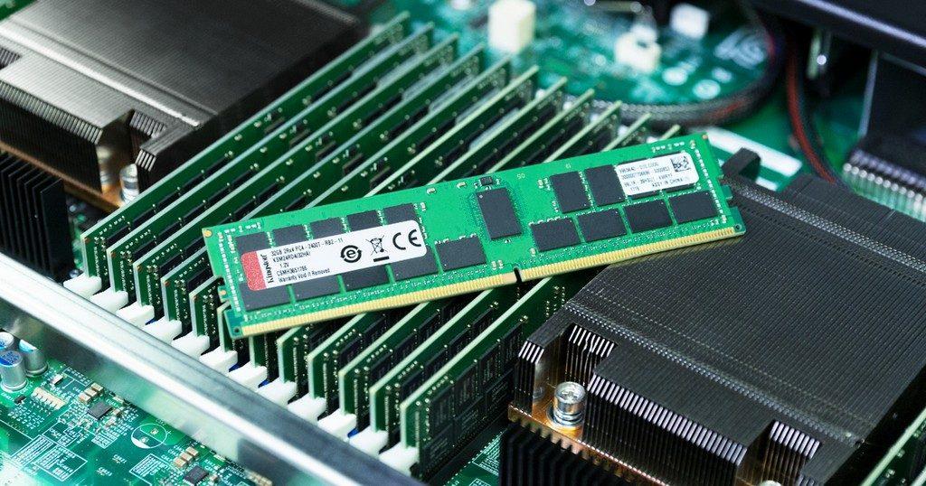 Foto de Kingston Technology es el principal proveedor de módulos DRAM
