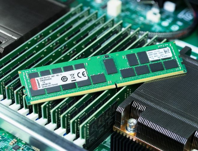 Fotos de Kingston Technology avanza en su proceso de desarrollo de DDR5