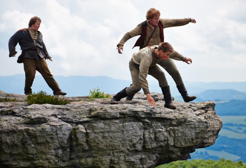 """Foto de La Película """"La leyenda del Rey de la Montaña"""" ya se encuentra en Exclusiva en Cineplanet"""