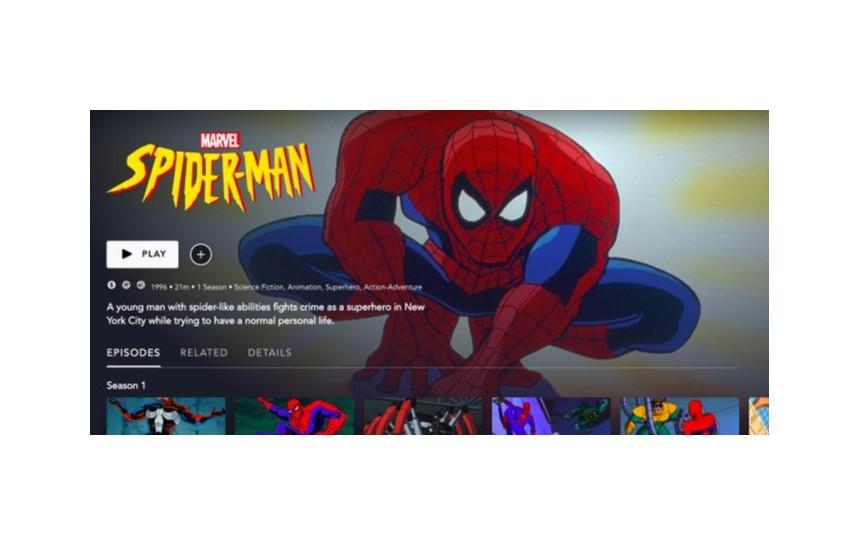 Foto de Las Series Animadas Clásicas de los Personajes de Marvel, Estarán en Disney Plus