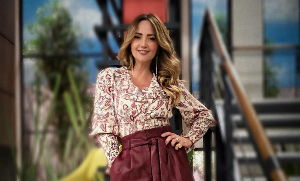 Foto de Cinco curiosidades de la actriz mexicana Andrea Legarreta