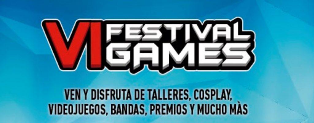 """Foto de MegaPlaza presenta VI edición del festival de videojuegos """"Festival Games"""""""