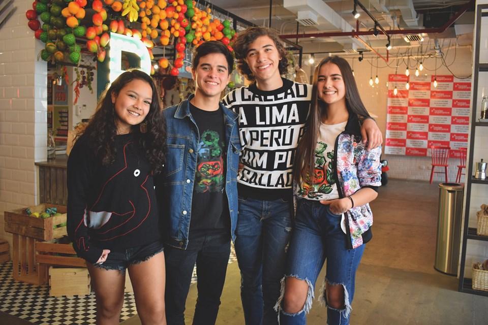 """Foto de La Banda de Pop Peruana QUATTRO, Presenta su Nuevo Single y Videoclip """"La Flecha"""""""