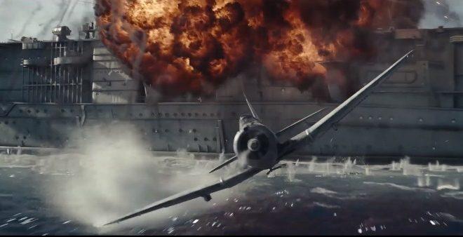 Fotos de Se Lanza un Nuevo Avance de la Película, Midway: Ataque en Altamar