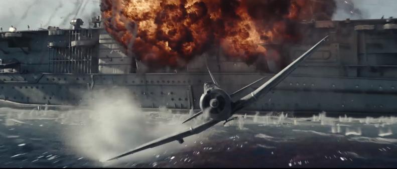 Foto de Se Lanza un Nuevo Avance de la Película, Midway: Ataque en Altamar