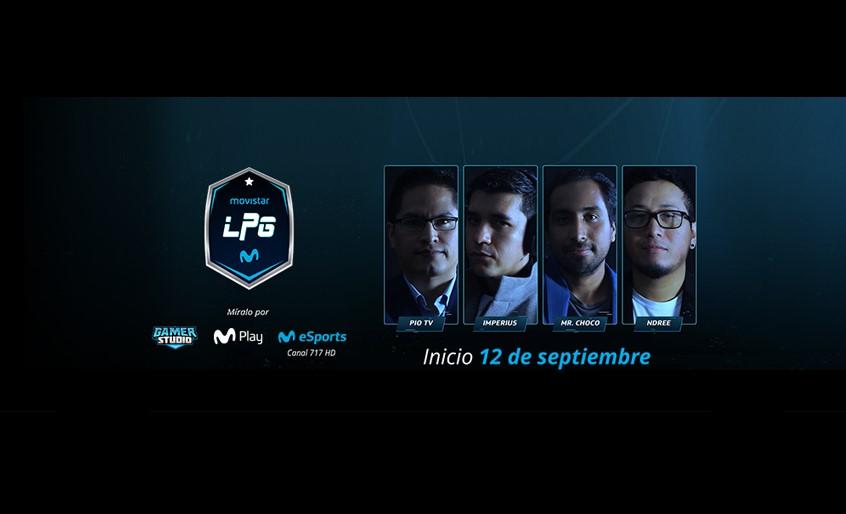 Foto de Anunciada la Movistar Liga Pro Gaming en Perú
