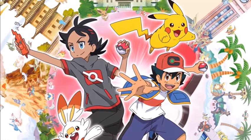 Foto de Primer Tráiler de la nueva Serie Animada de Pokémon