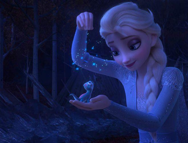 Fotos de Disney lanza un nuevo póster de la esperada Frozen 2