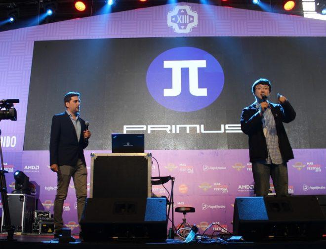 Fotos de La Marca PRIMUS destacó en el Claro Mas Gamers Festival 2019