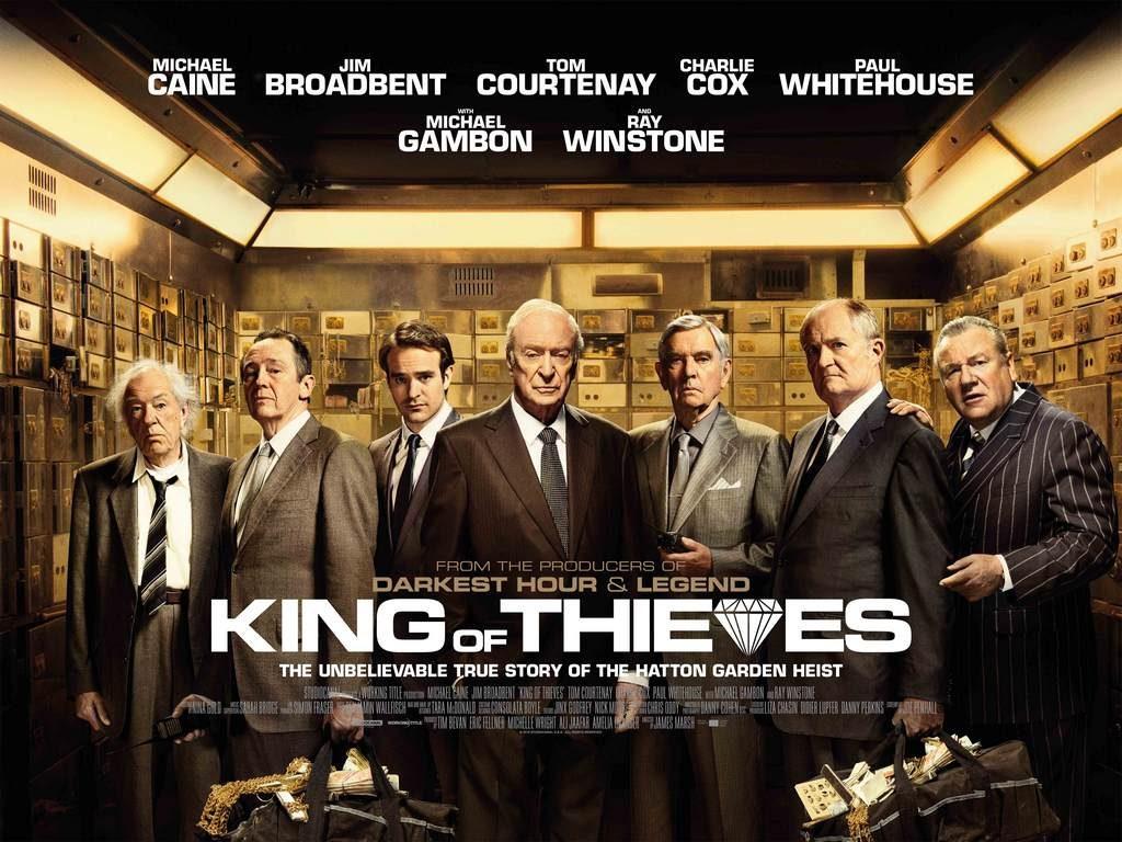 Foto de Tráiler de Rey de ladrones, la esperada película de James Marsh ganador del Oscar