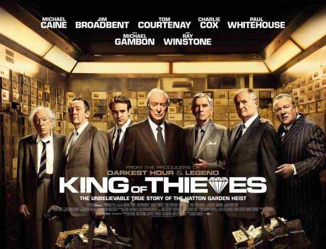 Fotos de Tráiler de Rey de ladrones, la esperada película de James Marsh ganador del Oscar