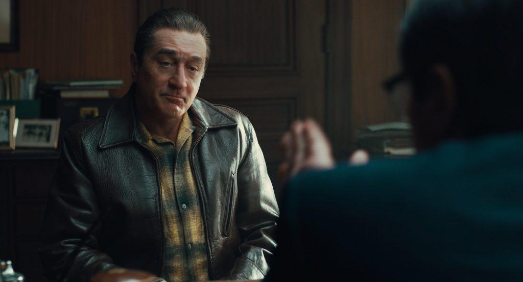 Foto de Excelente Nuevo Tráiler de El Irlandés, la Espera Película de Martin Scorsese
