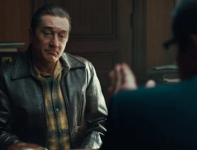Fotos de Excelente Nuevo Tráiler de El Irlandés, la Espera Película de Martin Scorsese