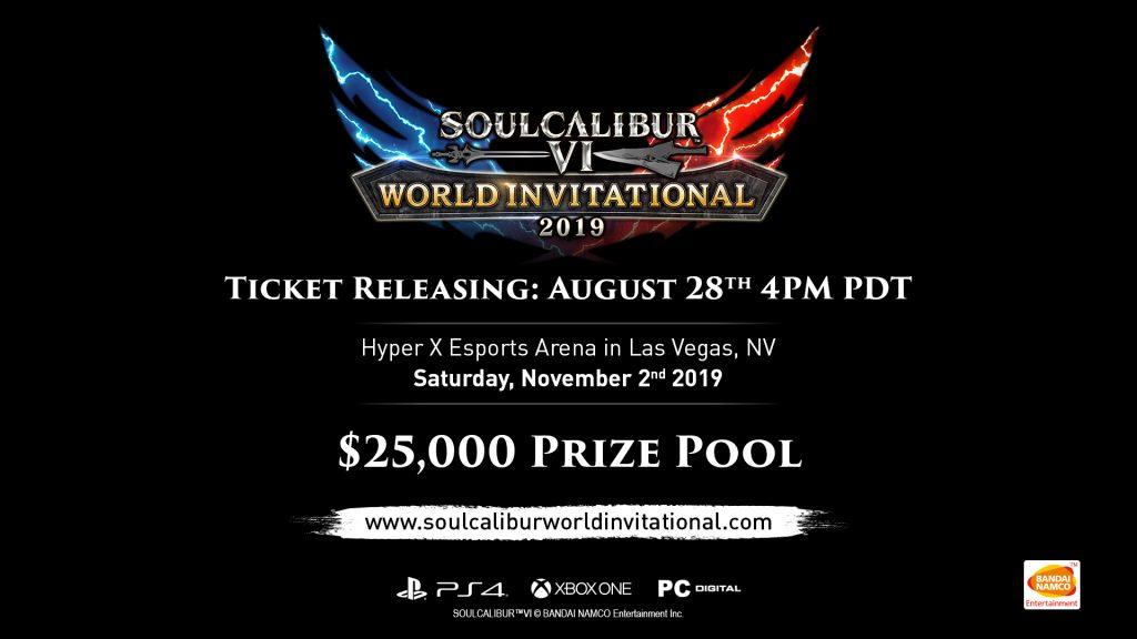 Foto de Bandai Namco Entertainment America Inc. anuncia oficialmente su torneo mundial de Soulcalibur VI