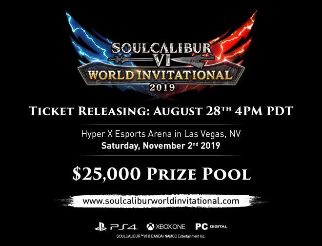 Fotos de Bandai Namco Entertainment America Inc. anuncia oficialmente su torneo mundial de Soulcalibur VI