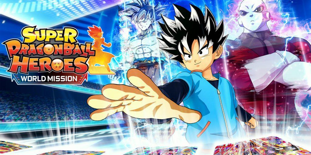 Foto de La tercera actualización gratuita de Super Dragon Ball Heroes World Mission ya está disponible
