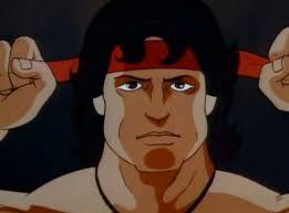Fotos de Sylvester Stallone Reseña la Saga de Rambo como en los Años 80´s en Twitter