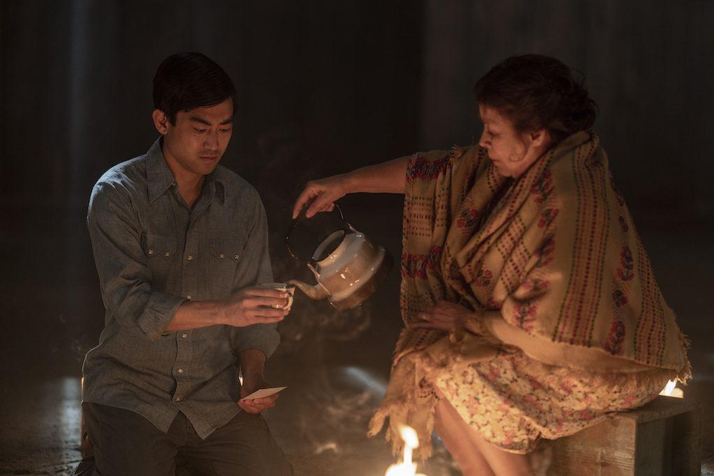 """Foto de Dos personajes tendrán un punto sin retorno en el nuevo episodio de """"The Terror: Infamy"""