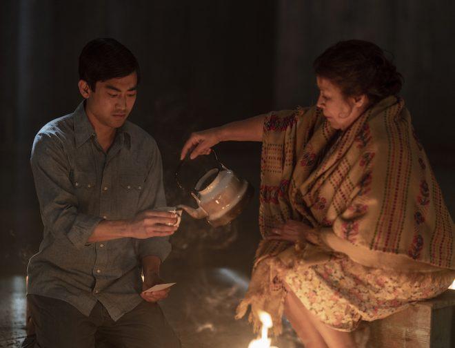 """Fotos de Dos personajes tendrán un punto sin retorno en el nuevo episodio de """"The Terror: Infamy"""