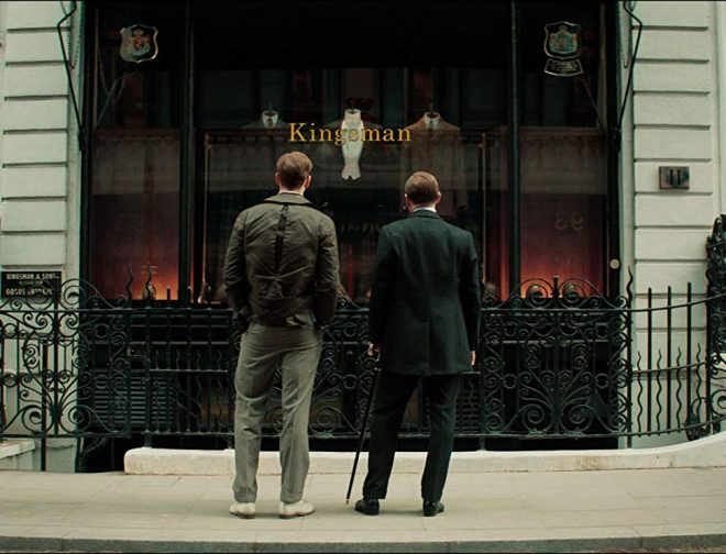 Fotos de Tenemos el Segundo Tráiler de la Película The King's Man