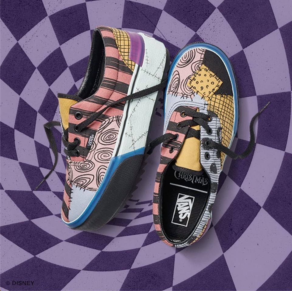 Foto de Primer Vistazo a las Zapatillas de la Colección The Nightmare Before Christmas x Vans