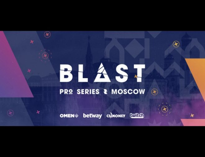 Fotos de Todo Listo para la BLAST Pro Series Moscow de Counter-Strike: Global Offensive