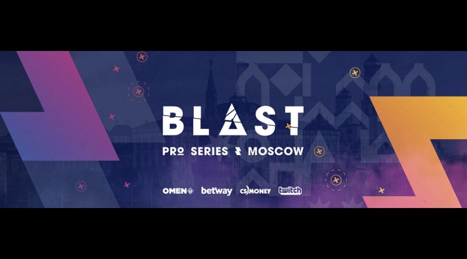 Foto de Todo Listo para la BLAST Pro Series Moscow de Counter-Strike: Global Offensive